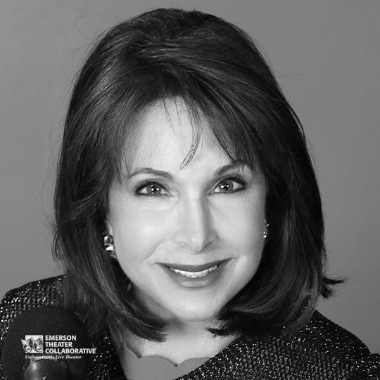 Lisa Glinsky of Emerson Theater Collaborative Board