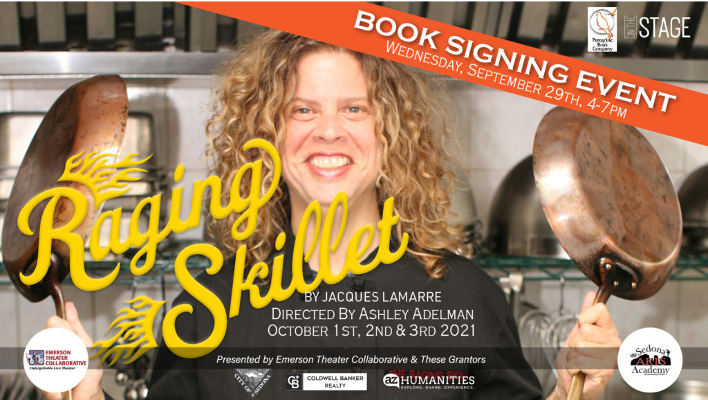 Raging Skillet by Jacque Lamarre