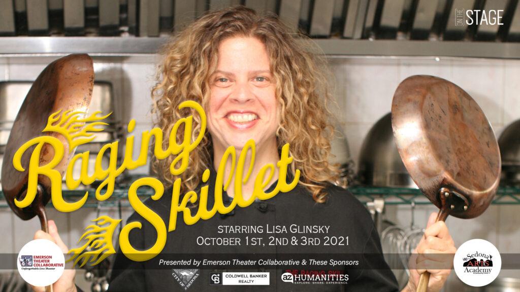 Upcoming production, Raging Skillet starring Lisa Glinsky
