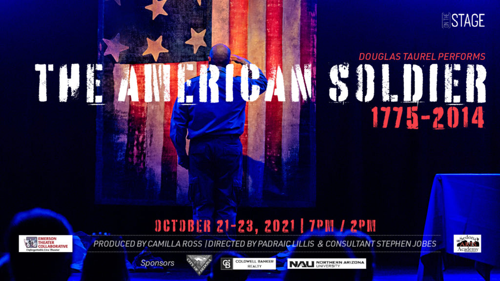 The American Soldier coming in October 2021