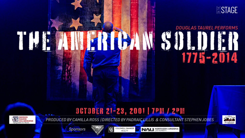 The American Soldier produced by Emerson Theater Collaborative