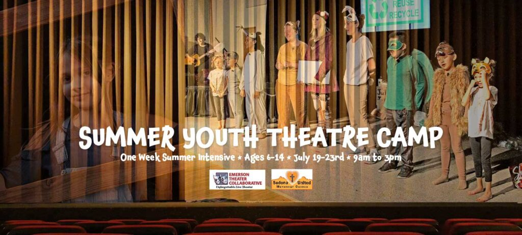 Emerson Theater Collaborative Summer Youth Theatre Camp 2021
