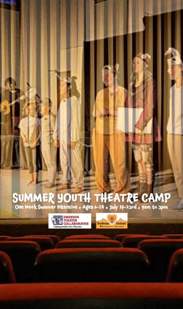 Emerson Theater Collaborative Summer Youth Theatre Camp